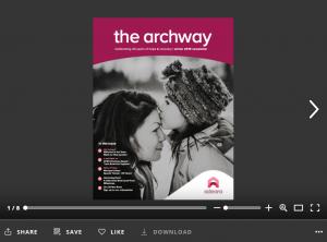 Archway Newsletter - Winter 2019